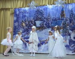 Новорічні свята у школі