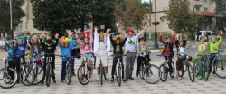 Участь наших учнів у спортивно-масових заходах до Дня міста