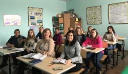 Вчителі іноземних мов провели осінні канікули плідно