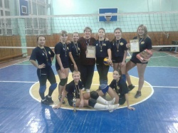 Відкритий чемпіонат Бучанської ДЮСШ з волейболу серед дівчат